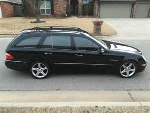Mercedes E500 Price Wagon Week 2005 Mercedes E500 Estate German Cars