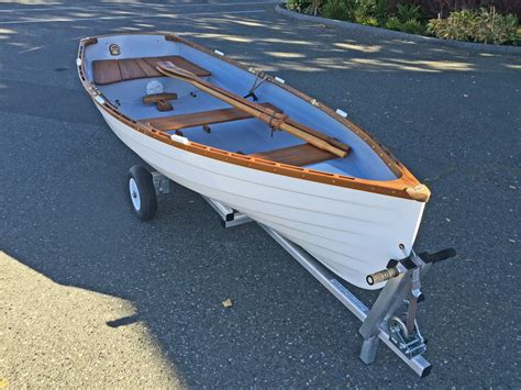 sculling boat westcoast 11 6 single slide seat sculling rowboat