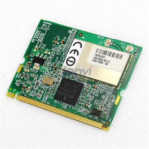 Wifi Card Broadcom Bcm93411mcag broadcom bcm4318 wireless wlan network adapter for hp laptop wifi mini pci card abg 54mbps