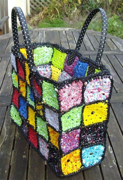 www coatsandclark crafts crochet projects 25 best ideas about plastic bags on plastic