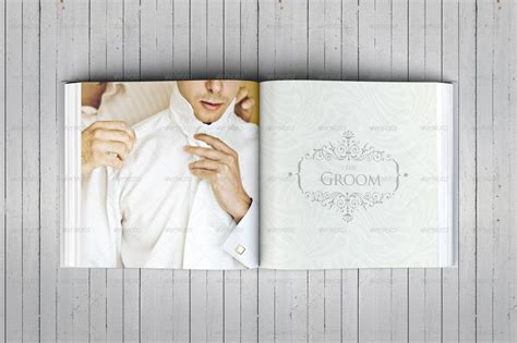 Wedding Album Template by Square Wedding Photo Album Template By Dogmadesign