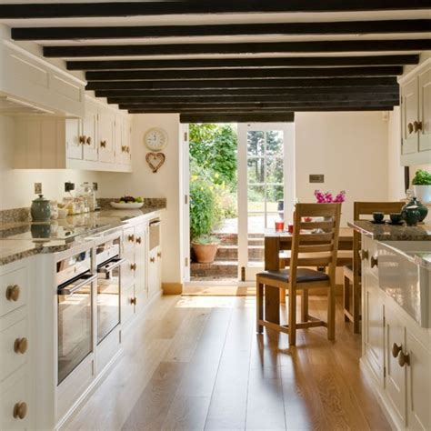 country home kitchen light filled country kitchen housetohome co uk