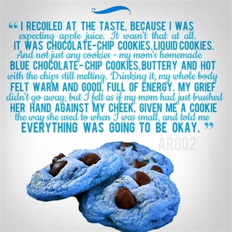 food blue percy jackson s favorite food chapter books