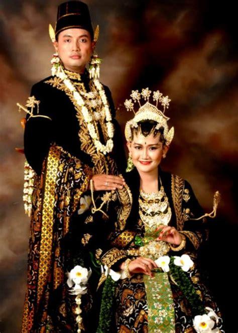 Baju Khas Semarang ciri khas baju pengantin adat jawa