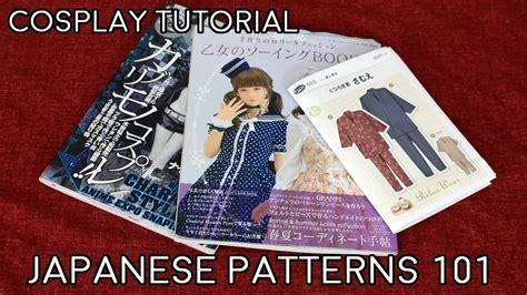 pattern making 101 youtube japanese sewing patterns 101 youtube
