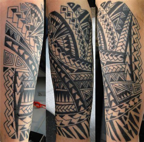 tribal tattoos newport ri tattoos by captain bret
