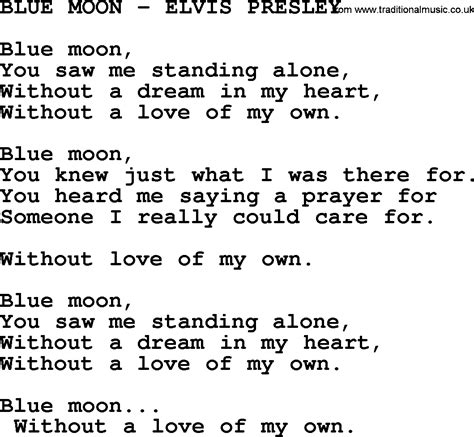 you and me song blue moon lyrics 28 images blue moon with lyrics moon