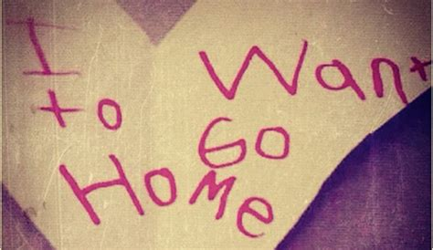 why someone with alzheimer s says i want to go home