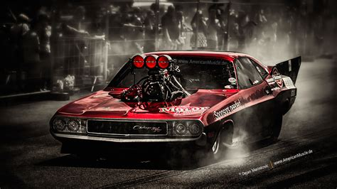 photo dodge challenger rt engine wallpaper 1970 dodge challenger r t dragster by americanmuscle on