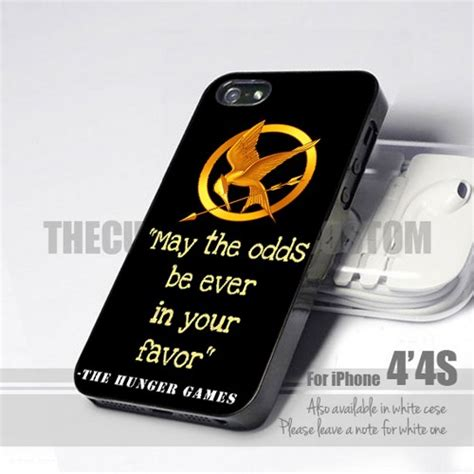 Hunger Quote F0744 Casing Iphone 7 Custom Cover 2 hunger quotes iphone 4 4s thecustom accessories on artfire