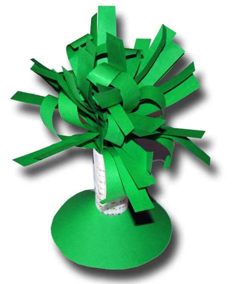 How To Make Tree Out Of Paper - paper crafts for children 187 paper construction