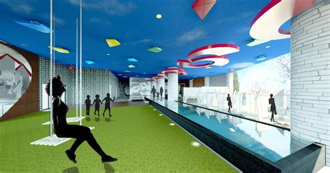 design concept for youth center asian youth center erica tu archinect