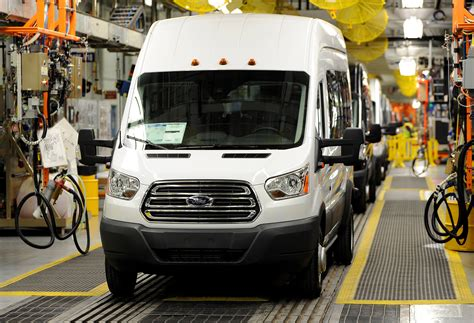 ford motor kansas city assembly plant ford kansas city assembly plant kicks transit