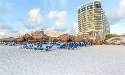3 all inclusive seadust cancun family resort stay