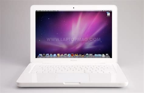 Laptop Apple Macbook White 2 1 apple macbook 2010