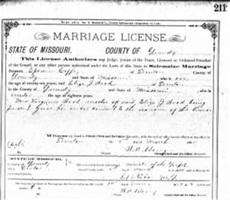 Oklahoma Marriage Records Free Oklahoma Marriage Records Eaamongolia Forum