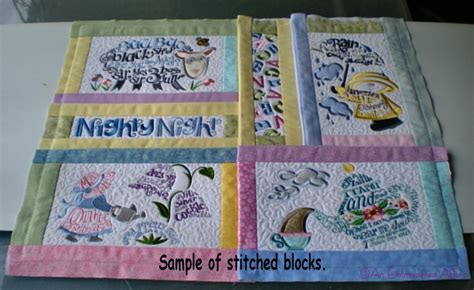 Nursery Rhyme Quilt by Nursery Rhyme Special Edition Quilt An