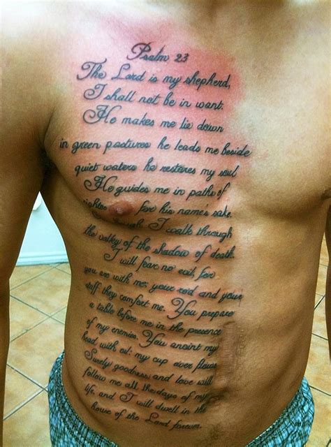 text tattoos script tattooes