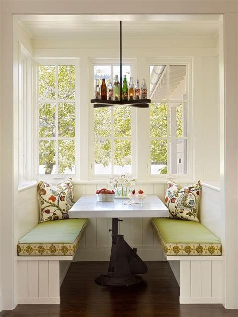 Kitchen Nook Designs 40 And Cozy Breakfast Nook D 233 Cor Ideas Digsdigs