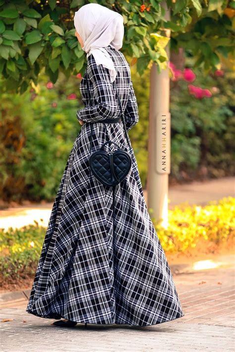 Dress Muslim Zaura simple abaya abaya hijabs abayas