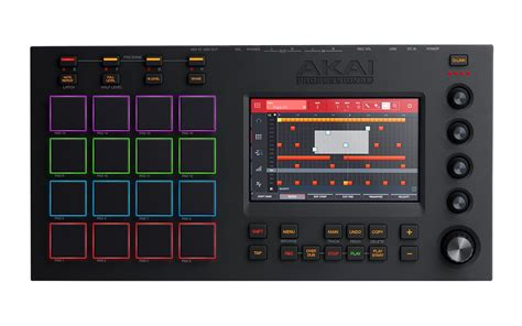 mpc house music kvr mpc touch by akai mpc control surface