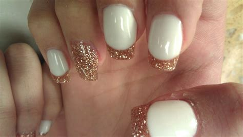 Jj771141 White By Be Style coffin shape nails solar style part 4