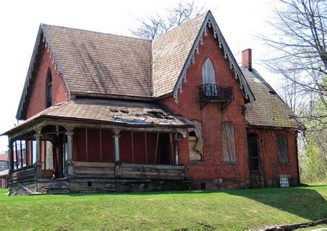 ohio haunted houses dilapidated house mansfield oh by robby virus via flickr haunted houses pinterest