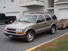 1999 Chevrolet Trailblazer 1999 Chevrolet Blazer Pictures Cargurus