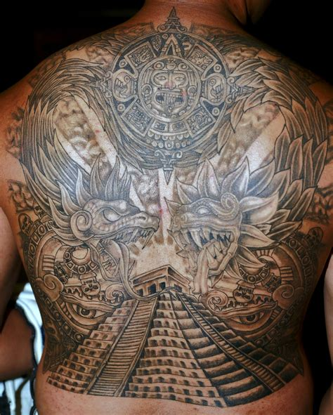 aztec calendar tattoo aztec tattoos designs ideas and meaning tattoos for you