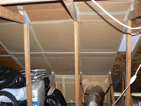 Attic Pool Heat Exchanger - an invisible solar attic space heating collector