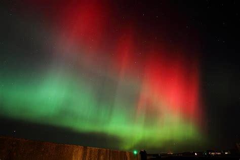 Northern Lights Visible Tonight by Borealis Aka Northern Lights Could Be Visible