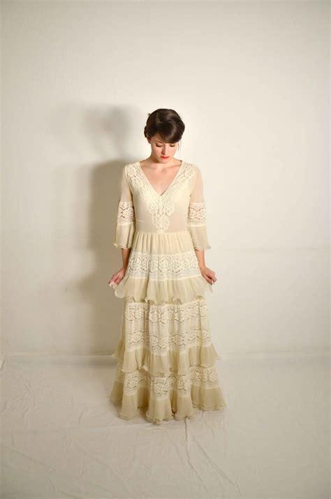 Hochzeitskleider Sale by Vintage Hochzeitskleid Quot Beth Quot Oma Klara