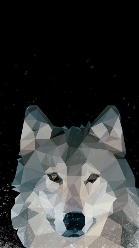 wallpaper chat for iphone gray wolf iphone 6 wallpaper by lunarks on deviantart