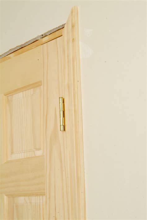 how to install an interior door 6 steps with pictures
