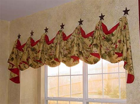 How To Make Swag Valances window valance patterns simple sewing projects