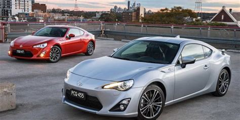 Toyota Coupe List Toyota 86 Gt Coupe Price List Rolls Out Gt Manual For