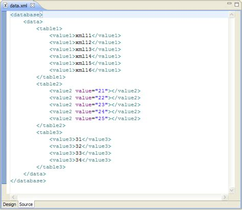 exist tutorial xml database creating a message batch using an xml data source as