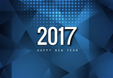 new year in 2017 stylish happy new year 2017card free vector