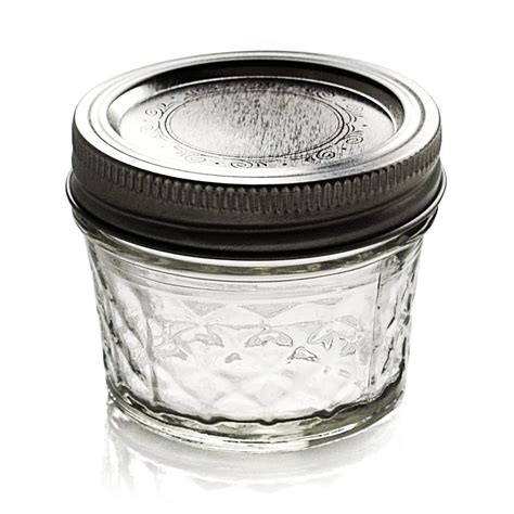 4 Oz Quilted Jelly Jars by Jar Jelly Jars With Lids And Bands Quilted