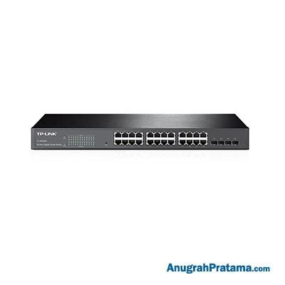 Jual Tl Ps110p V2 by Jual Tp Link Tl Sg2424 24 Port Gigabit Smart Switch With
