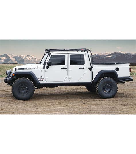jeep brute black jeep aev brute 183 stealth rack 183 lightbar setup gobi racks