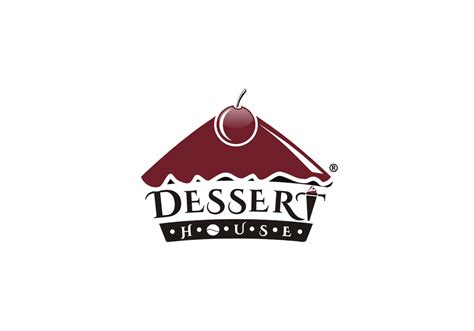 professional serious shop logo design for dessert house