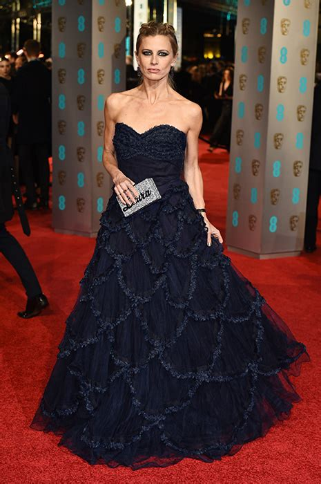 2016 bafta awards red carpet baftas 2016 the most glamorous dresses of the night photo 1