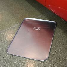2 x Plastic Garage Floor Oil Drip And Spill Tray No Rust