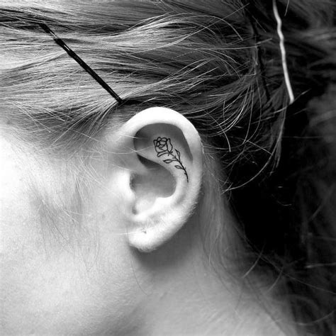 umbrella tattoo behind ear 114 best images about artsy skin on pinterest