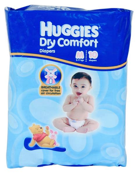 comfort for baby diapers buy huggies dry comfort m 10 5 11kg online in india
