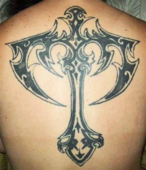 gothic cross tattoos high quality photos and flash