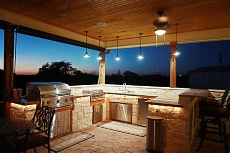 beautiful outdoor kitchens beautiful outdoor kitchen deck for the home pinterest