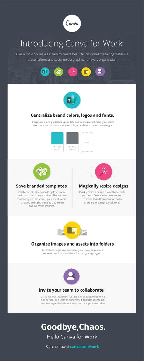 canva work canva for work