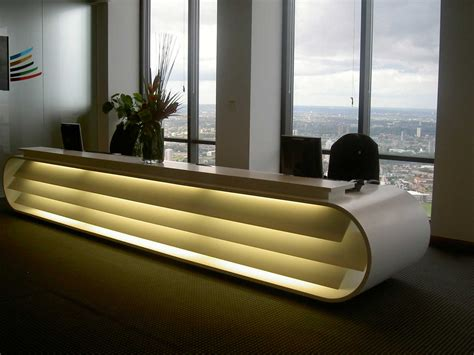1000 Images About Reception Areas On Pinterest Modern Office Furniture Design